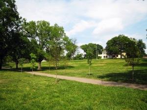 Sevier Park SunnySide Mansion