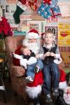 Santa visits TapRoom
